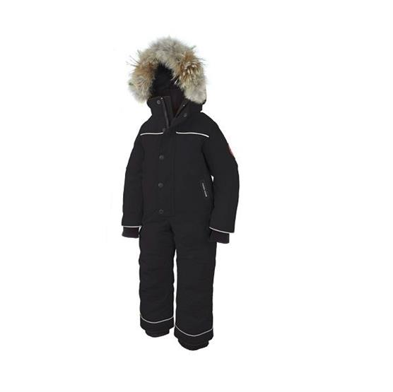 Canada Goose Kids Grizzly Snowsuit, Black