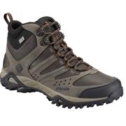 Columbia Peakfreak XCRSN Mid Leather Outdry Herre, Mud/Caramel