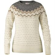 Fj�llr�ven �vik Knit Sweater Womens, Sand