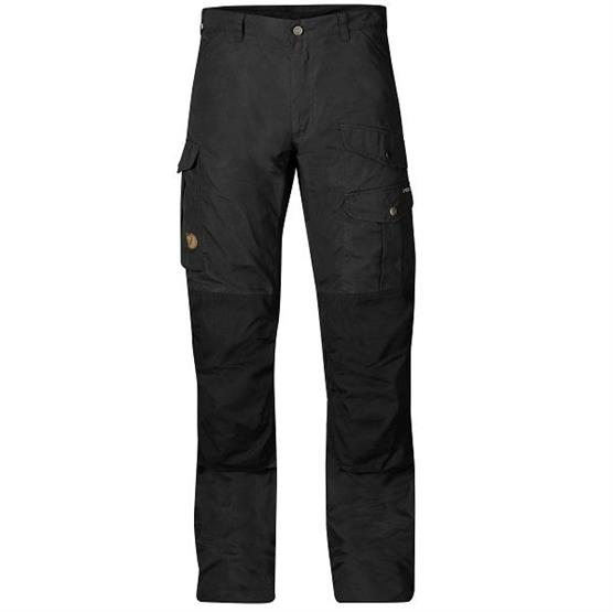 Fjällräven Barents Pro Trousers Mens, Dark Grey / Black