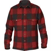 Fjällräven Canada Shirt Mens, Red