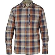 Fj�llr�ven Fj�llglim Shirt Mens, Autumn Leaf