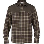Fj�llr�ven Granit Shirt Mens, Autumn Leaf
