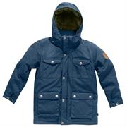 Fjällräven Greenland Down Parka Kids, Uncle Blue