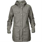 Fj�llr�ven Greenland Parka Light Womens, Fog