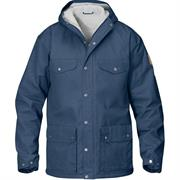 Fjällräven Greenland Winter Jacket Mens, Uncle Blue