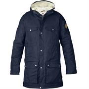 Fjällräven Greenland Winter Parka Mens, Dark Navy