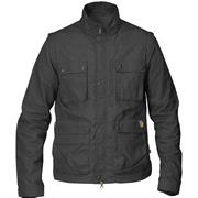 Fj�llr�ven Reporter Lite Jacket Mens, Dark Grey