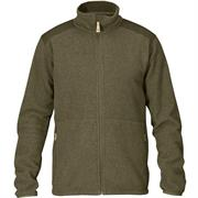Fjällräven Sten Fleece Mens, Dark Olive