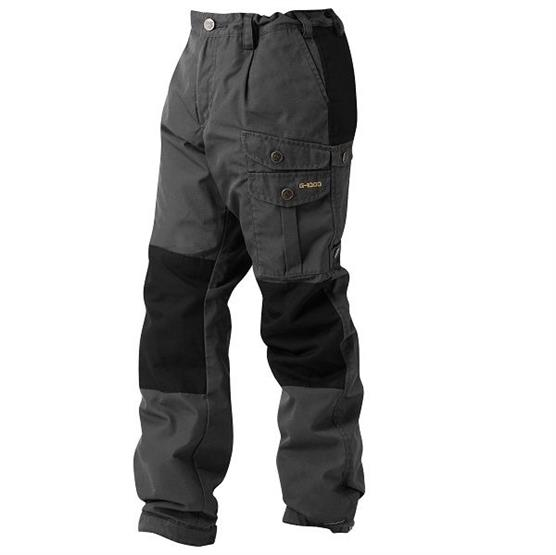 Fjällräven Vidda Padded Trousers Kids, Dark Grey