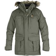 Fjällräven Yupik Parka Mens, Mountain Grey
