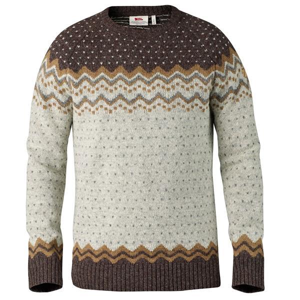dc8d14ca Varm og lækker Fjällräven Övik Knit Sweater