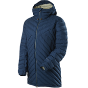 Haglöfs Hesse Q Down Jacket Dame, Blue Ink
