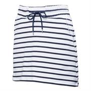Helly Hansen Womens Bliss Skirt, Evening Blue Stripe