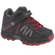 Columbia Child Switchback 2 Mid Omni-Tech, Black / Chili