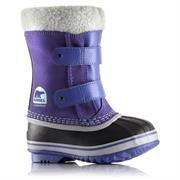 Sorel 1964 Pac Strap Børn, Purple Lotus / Sky Blue