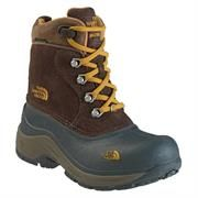 The North Face Boys Chilkats Lace, Mud Pack Brown