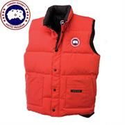 Canada Goose Ladies Freestyle Vest, Red