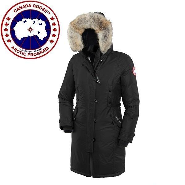 Canada Goose jackets online 2016 - Canada Goose Kensington Parka | CG55 til Damer