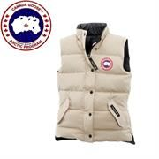 Canada Goose Ladies Freestyle Vest, Sand