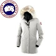 Canada Goose Ladies Victoria Parka, Light Grey