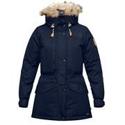 Fjällräven Sarek Down Jacket Womens, Dark Navy