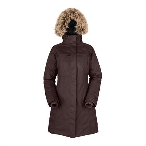 the north face womens arctic parka brunette brown. Black Bedroom Furniture Sets. Home Design Ideas