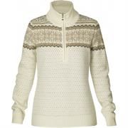 Fj�llr�ven Vika Sweater Womens, Ecru