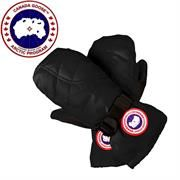 Canada Goose Ladies Down Mitt, Black