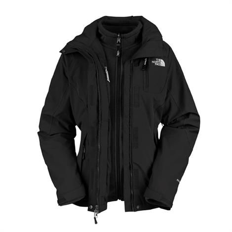 The North Face Womens Atlas Triclimate Jacket, Black