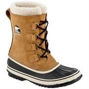 Sorel 1964 Pac 2 Dame, Buff / Black