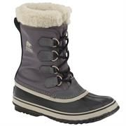 Sorel Winter Carnival Dame, Pewter / Black