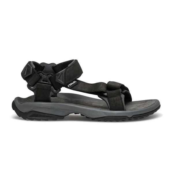 Teva Terra Fi Lite Leather Herre, Black