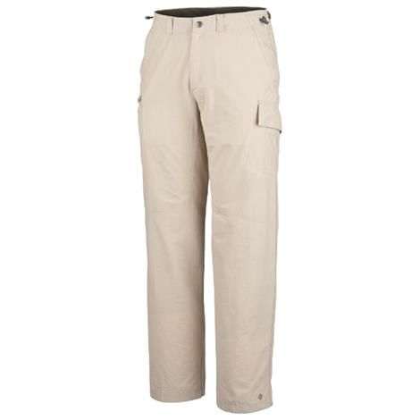 Columbia Mens Paro Valley II Pant, Fossil