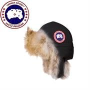Canada Goose Aviator Hat, Black