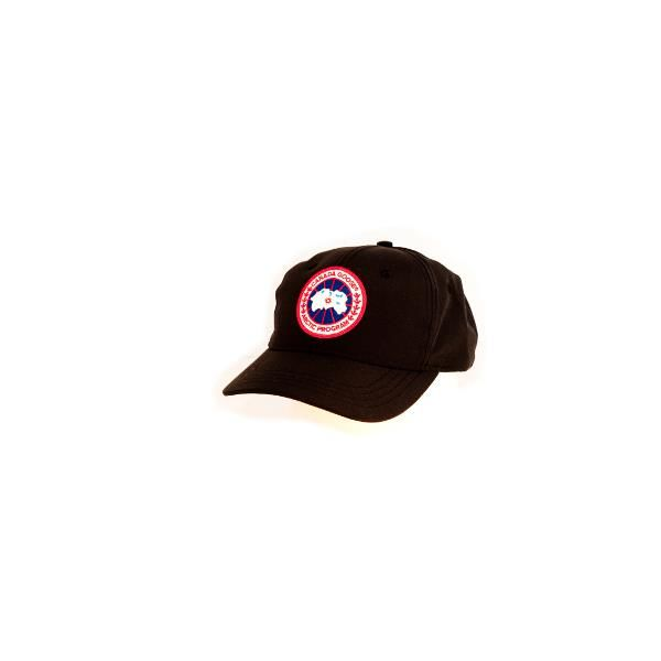 a5b73942d Canada Goose CG Ball Cap - Adjustable, Black