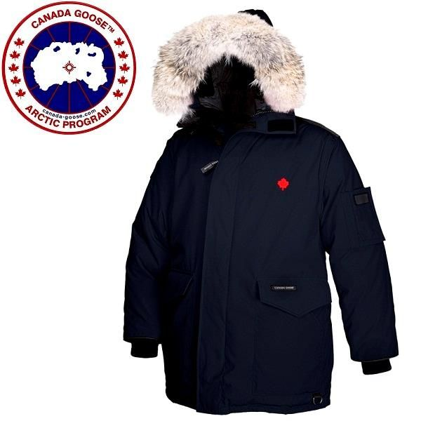 30e966233 Canada Goose Mens Heli Arctic Parka, Navy