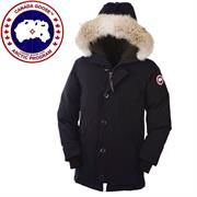 Canada Goose Mens The Chateau Jacket, Navy