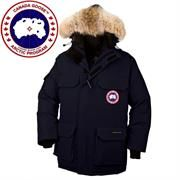 Canada Goose Mens Expedition Parka, Navy