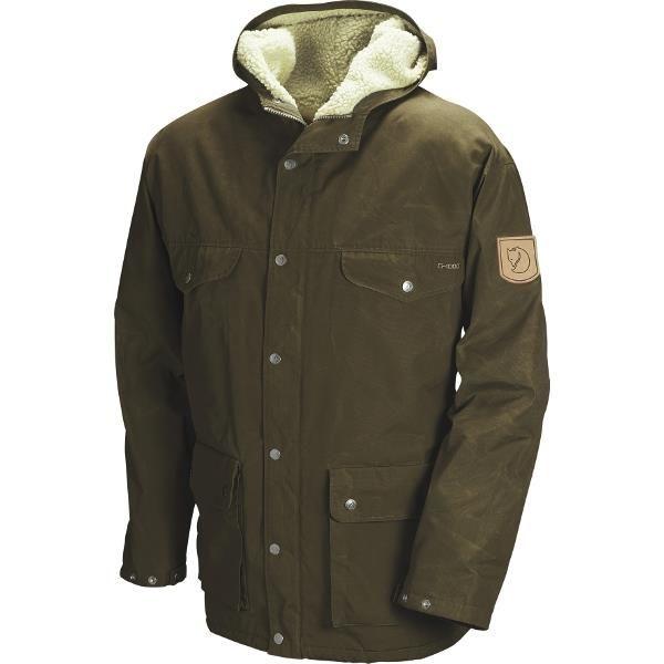 4d13d2c63 Fjällräven Greenland Winter Jacket Mens, Dark Olive