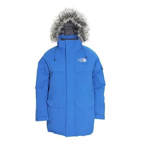 3d0c93e6 The North Face Mens Mcmurdo Parka, Athens Blue
