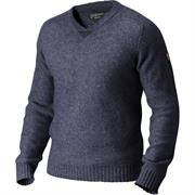 Fjällräven Woods Sweater Mens, Dark Navy