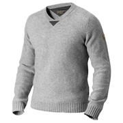 Fj�llr�ven Woods Sweater Mens, Grey