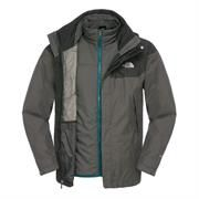 The North Face Mens Stratosphere Triclimate, Asphalt Grey