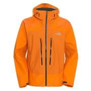 The North Face Mens Meru Gore-Tex Jacket, Oriole Orange
