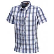 Fj�llr�ven Stoat Shirt Mens, Ice Blue