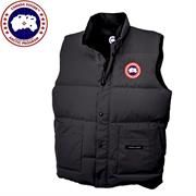 Canada Goose Mens Freestyle Vest, Graphite