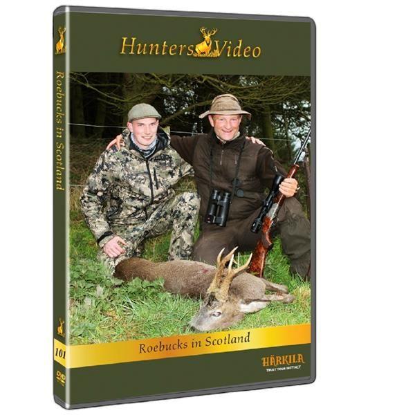 Hunters Video - Råbukke i Skotland