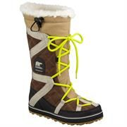 Sorel Glacy Explorer Dame, Saddle / Raft