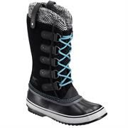 Sorel Joan of Arctic Knit Dame, Black